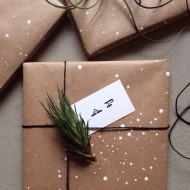 wrapping paper gift guide 2013